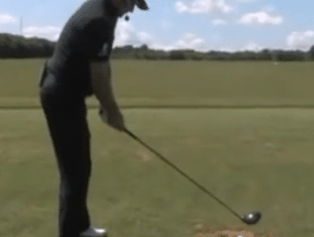 Golf Swing Tip: Get Proper Golf Stance Setup With A Waggle