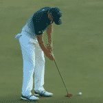 Golf Putting Tip: Don't Look Up, Listen for the Ball to Drop Instead