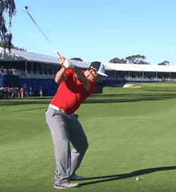 Jon Rahm made sure to get the ball all the way to the hole. when to use which club which golf club to use choose golf club choose correct club for a shot