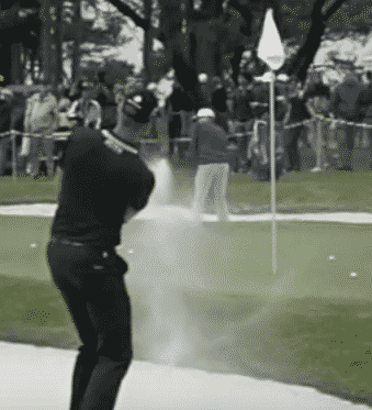 Golf Bunker Lesson: The Golf Bunker Shot is Really a Golf Sand Shot