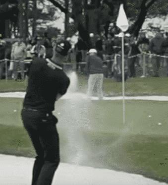Golf Bunker Lesson: The Golf Bunker Shot is Really a Golf Sand Shot