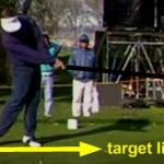 Golf Swing Drill: Learn the Golf Swing Release by Throwing a Stick Underhand