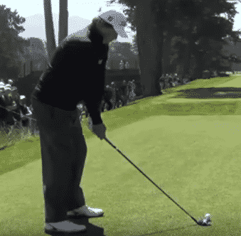 Golf Swing Drill: Study Jason Dufner's Foot Position and Placement to Improve Your Swing