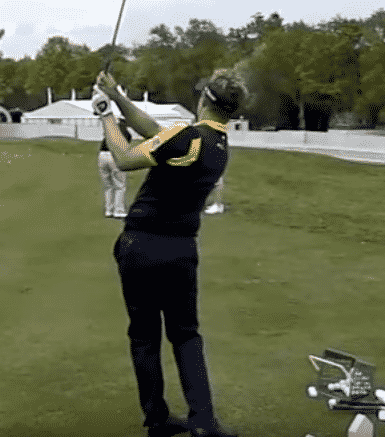 Golf Pitching Tip: Learn Your Golf Pitching Technique From Luke Donald