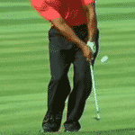 "Golf Chipping Tip: Use the ""Hands Ahead of Ball"" Chipping Technique Like Tiger Woods"