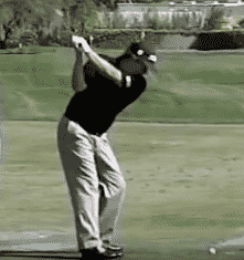 Golf Swing Video:  A Shorter Backswing Can Bring More Consistency and Power