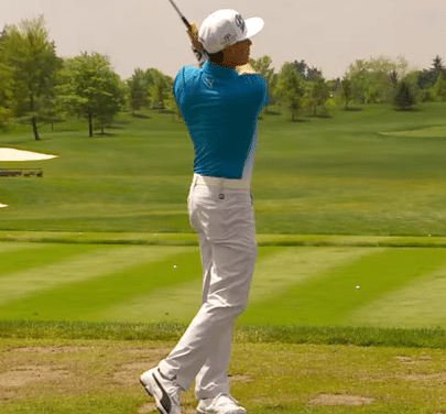 Golf Swing Drill: Use a Narrow Golf Stance Width for Balance and Rhythm