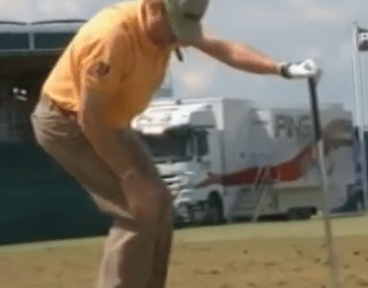 Golf Strategy: The Best Way to Warm Up Fast (Hint: NOT Like Miguel Angel Jiminez)