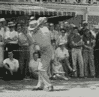 Golf Swing Tip: Eliminate Lateral Sway With a Starter Move Like Sam Snead