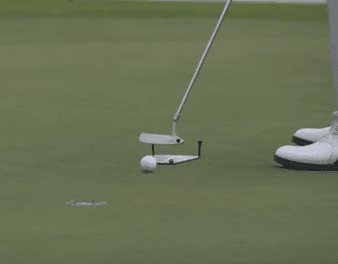Golf Putting Drill: Square Up Your Putter With the Starting Gate Tee Drill