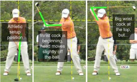 Golf Swing Video: Learn to Lag from Webb Simpson