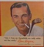 Golf Swing Drill:  Learn to Keep Your Head Still From Ben Hogan