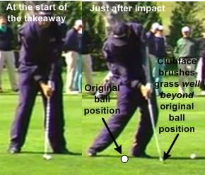 Golf Swing Drill: Learn the Proper Golf Swing Path With a Three Step Drill