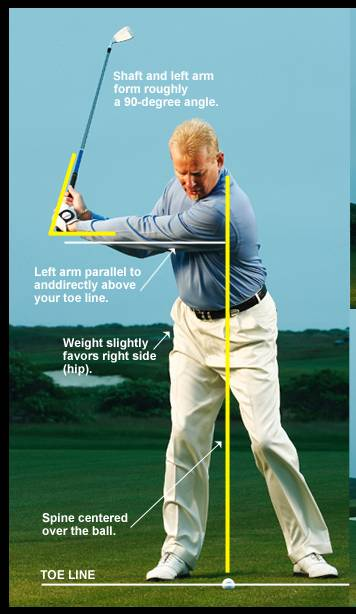 Golf Swing Video: Learn From the Charles Barkley Golf Swing?