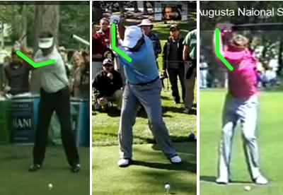 Golf Swing Tip: Straight Left Arm? Bent Left Elbow? Read